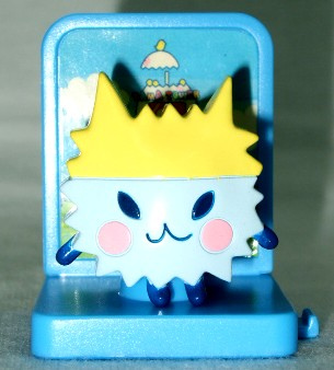want! Aiming for this cute tama pet, Togetchi, once Potch gets into his adulthood.