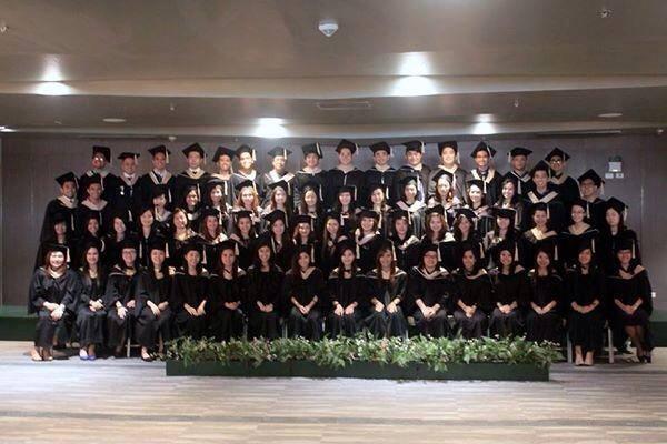 BS FIN Oct 2014 Graduates